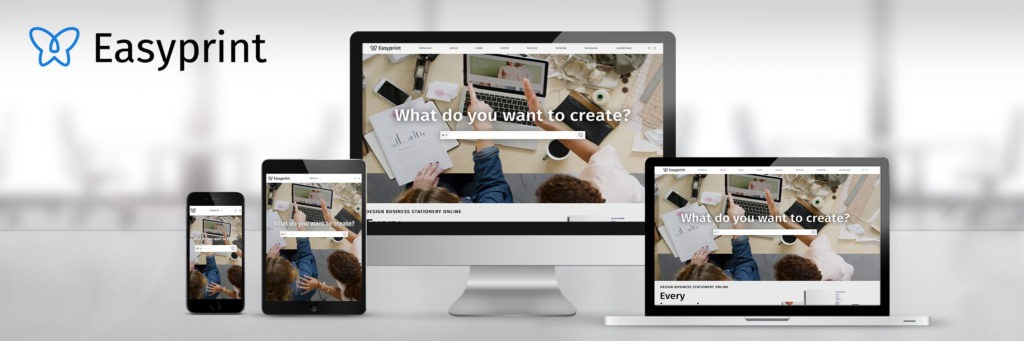 Future Website of Easyprint.com